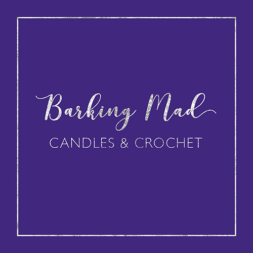 Barking Mad Candles and Crochet