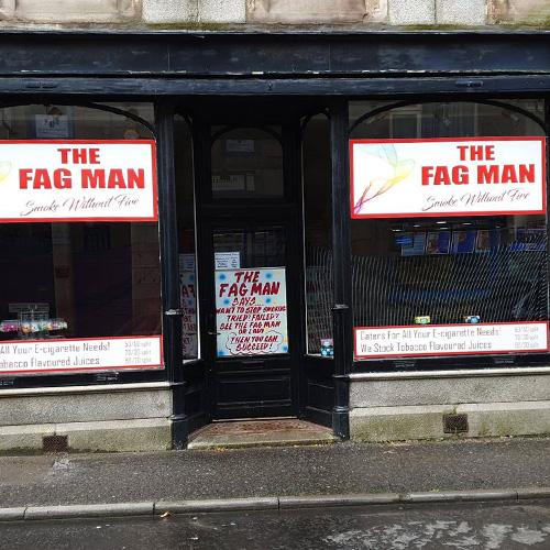 E Cigarette Shop Huntly