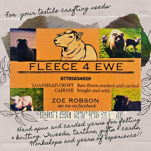Fleece 4 Ewe