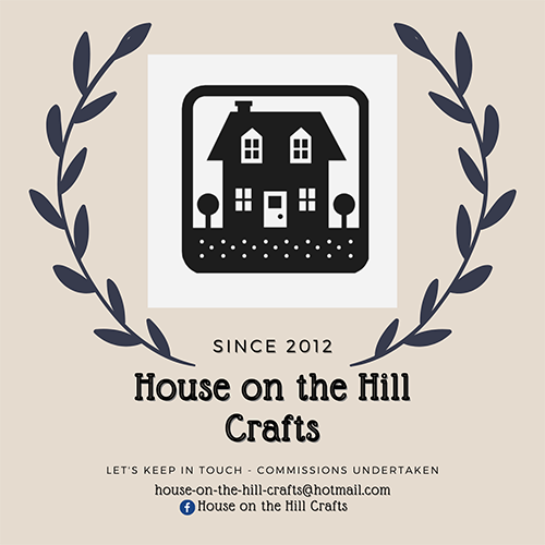 House on the Hill Crafts