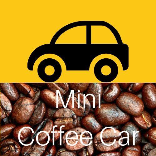 Mini Coffee Car